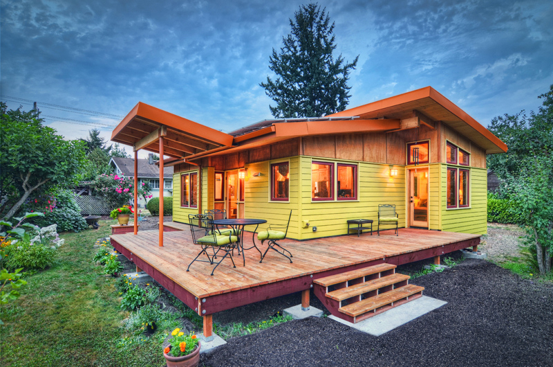 six degrees construction co - Small Home Construction